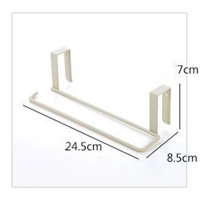 Hook Type Kitchen Towel Holder Rack