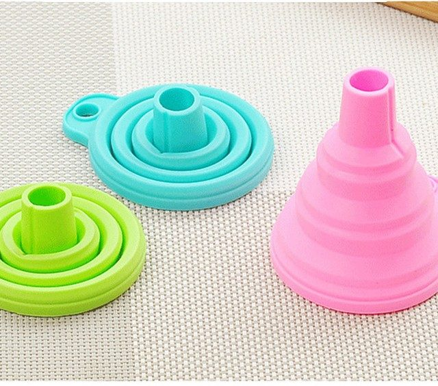Foldable Silicone Mini Hopper