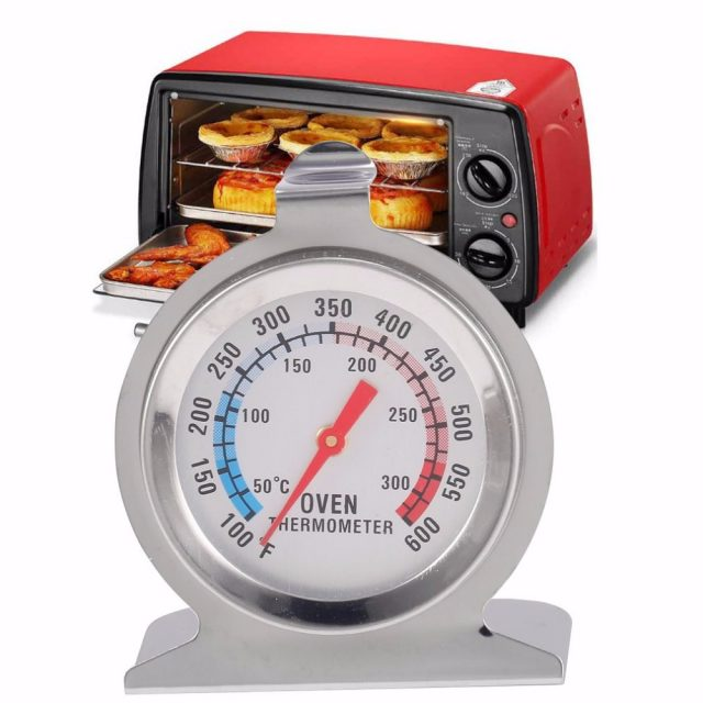 Useful Precise Eco-Friendly Stainless Steel Oven Thermometer