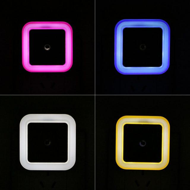 Mini LED Light with Motion Sensor