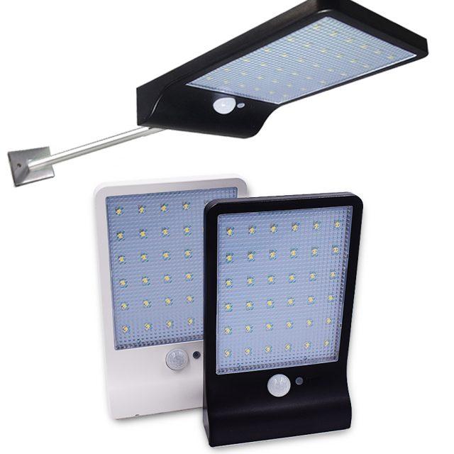 PIR Motion Sensor 36 LEDs Solar Power Light