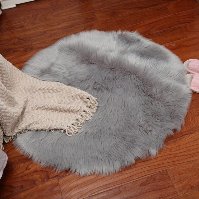 Soft Sheepskin Carpet