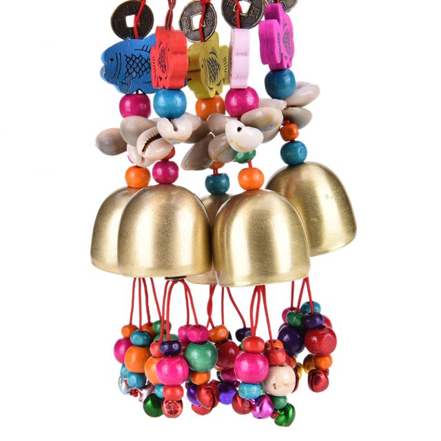 Colorful Copper Wind Chime