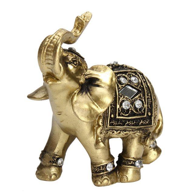 Feng Shui Elegant Elephant Statue