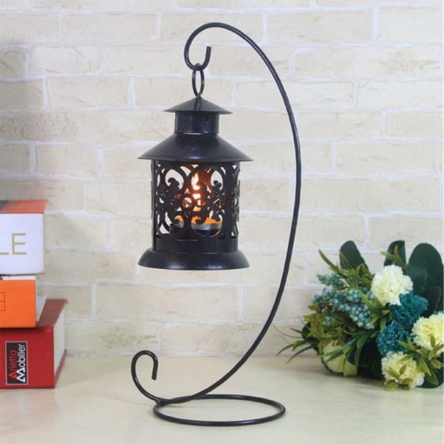 Retro Stand Candle Holder