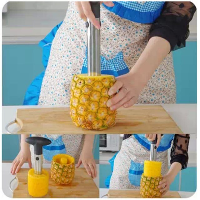 Stainless Steel Pineapple Cutter Tool