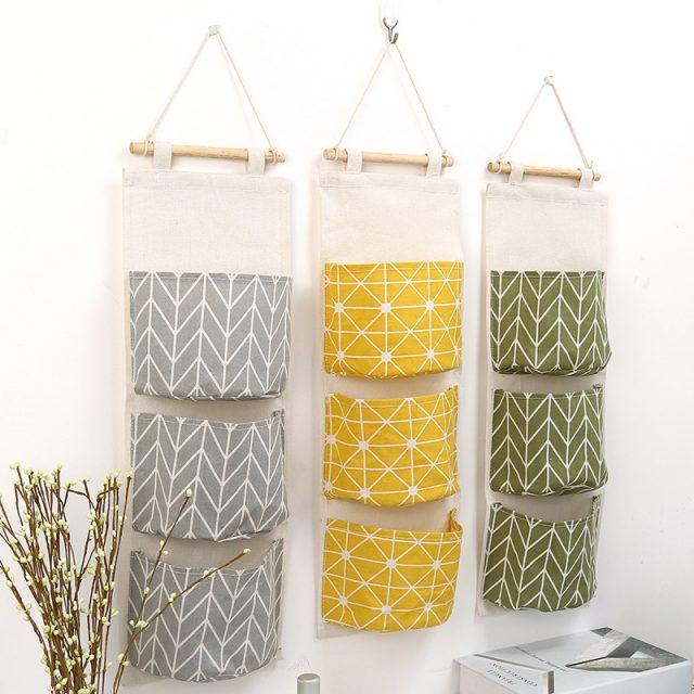 Nordic Style Multilayer Hanging Organizer