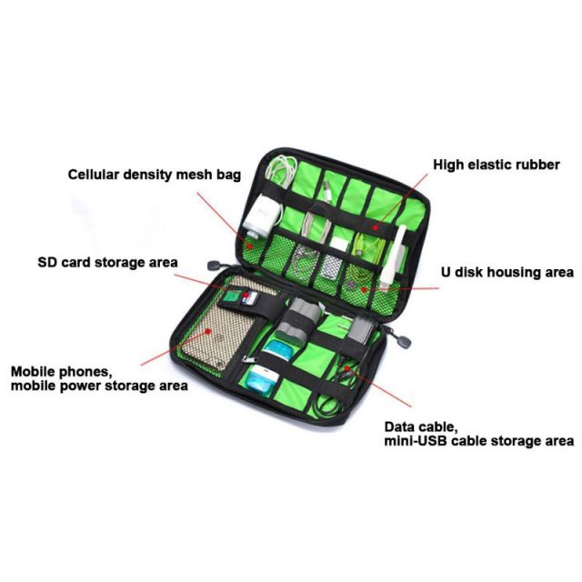 Digital Storage Bag Organizer
