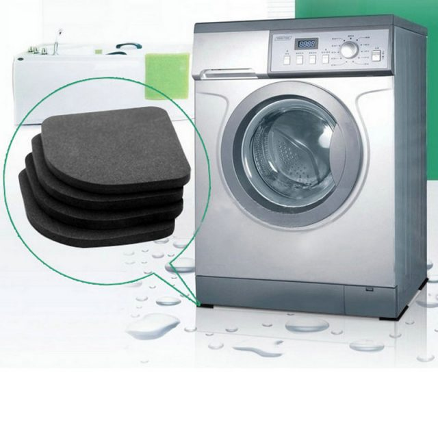 Non-Slip Anti-Vibration Pads For Washing Machine