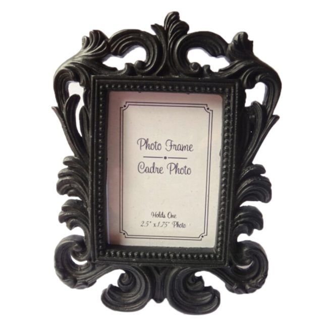 Baroque Style Decorative Photo Frame