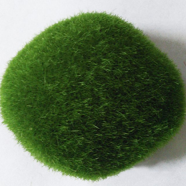 Artificial Moss Stones for Garden Decoration