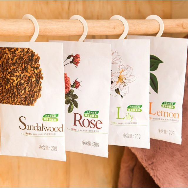 Hanging Aromatherapy Fragrance Pack