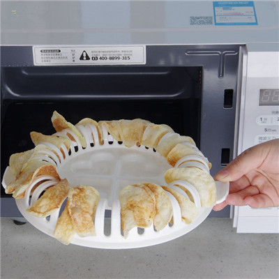 Eco Friendly Microwave Potato Chips Maker