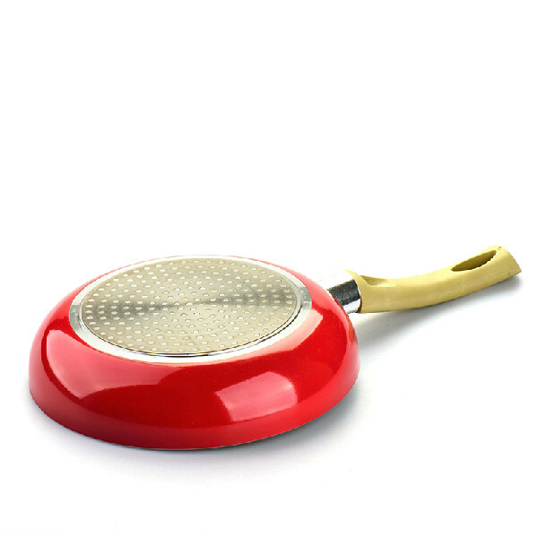 Fruits and Vegetables Shaped Non-Stick Aluminum Frying Pan