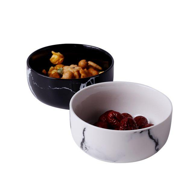Marble Ceramic Bowl