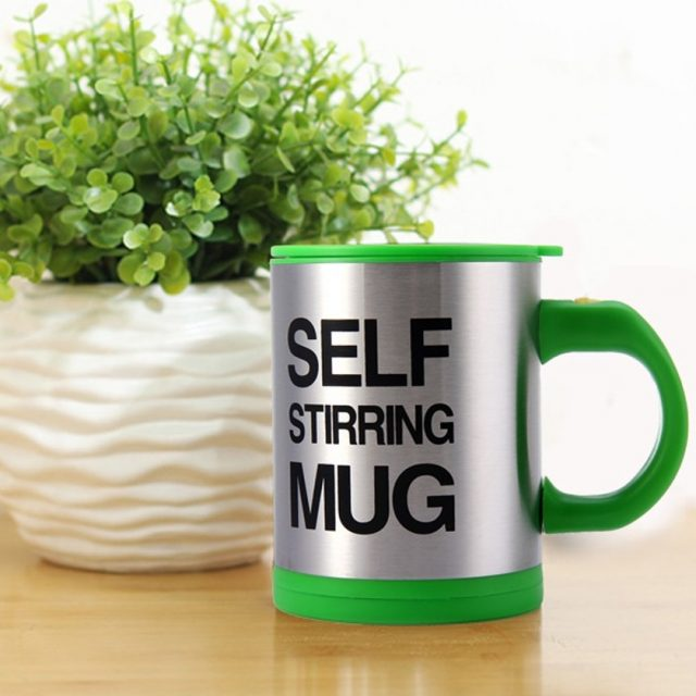Electric Self Stirring Mug