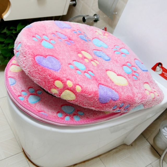Soft Warm Toilet Seat Cover
