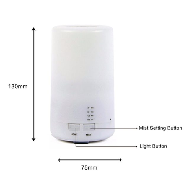 Air Ultrasonic Humidifier USB Charging
