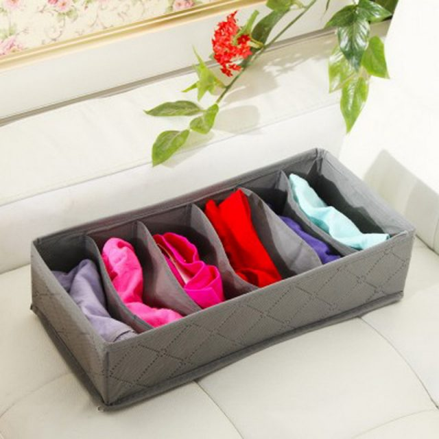 Cotton Underwear Storage Box