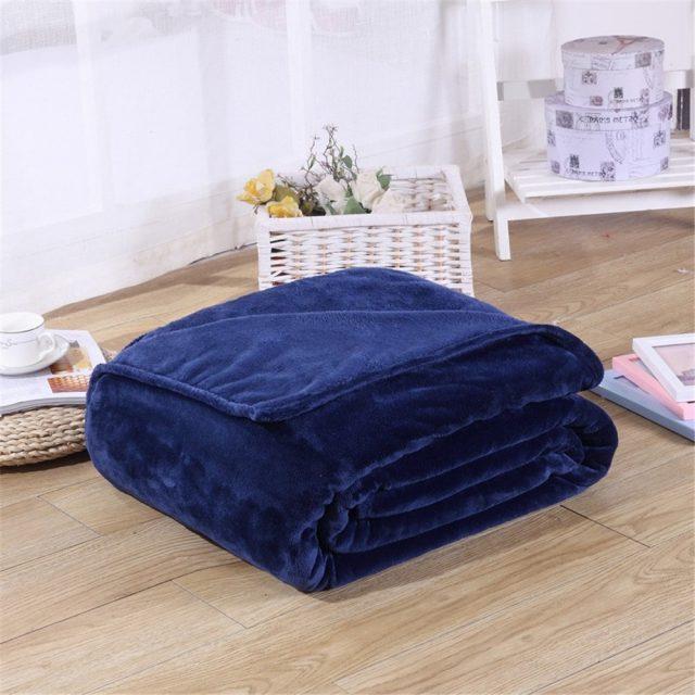 Soft Warm Fleece Blanket