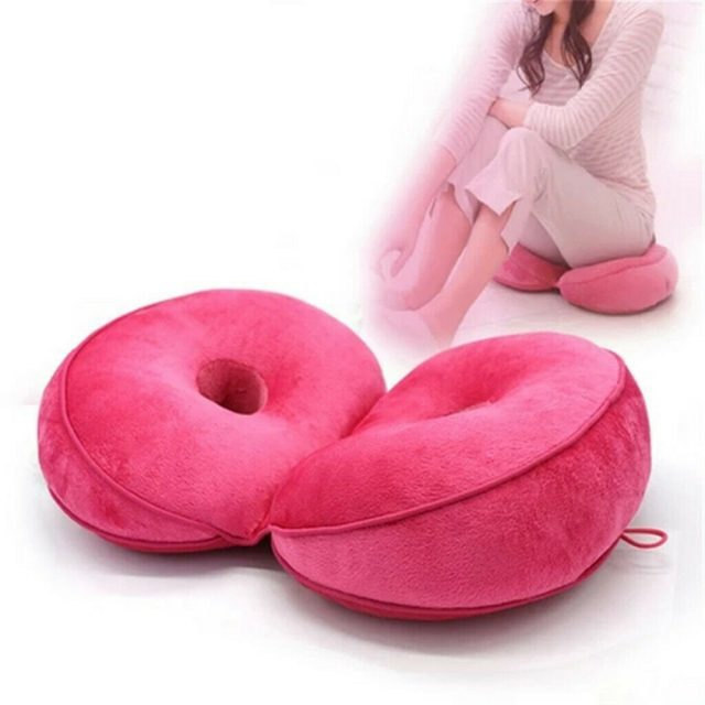 Double-Sided Comfort Seat Cushion